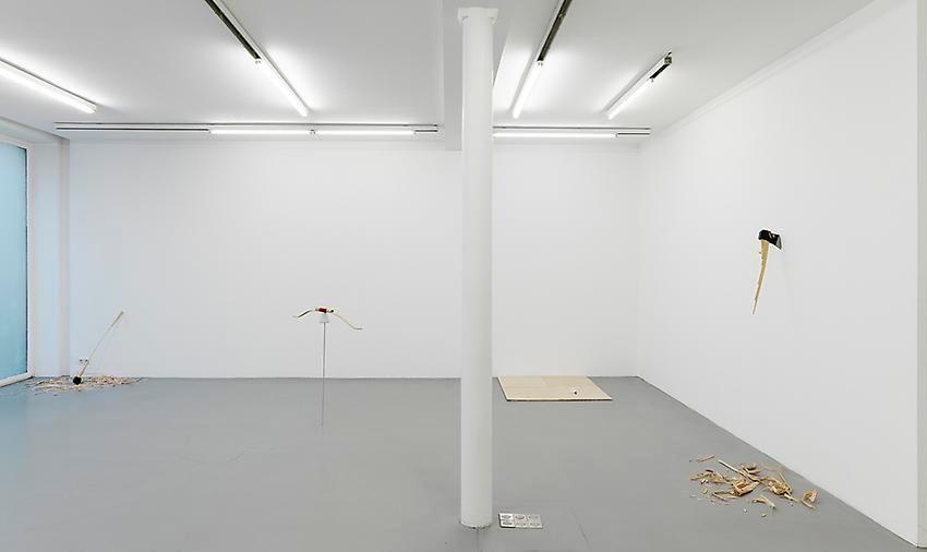 Ania Soliman - David Adamo– installation view 2