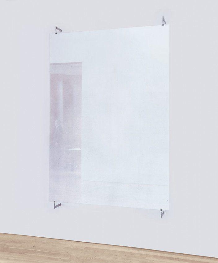 Gerhard Richter, Glasscheibe (876-11)