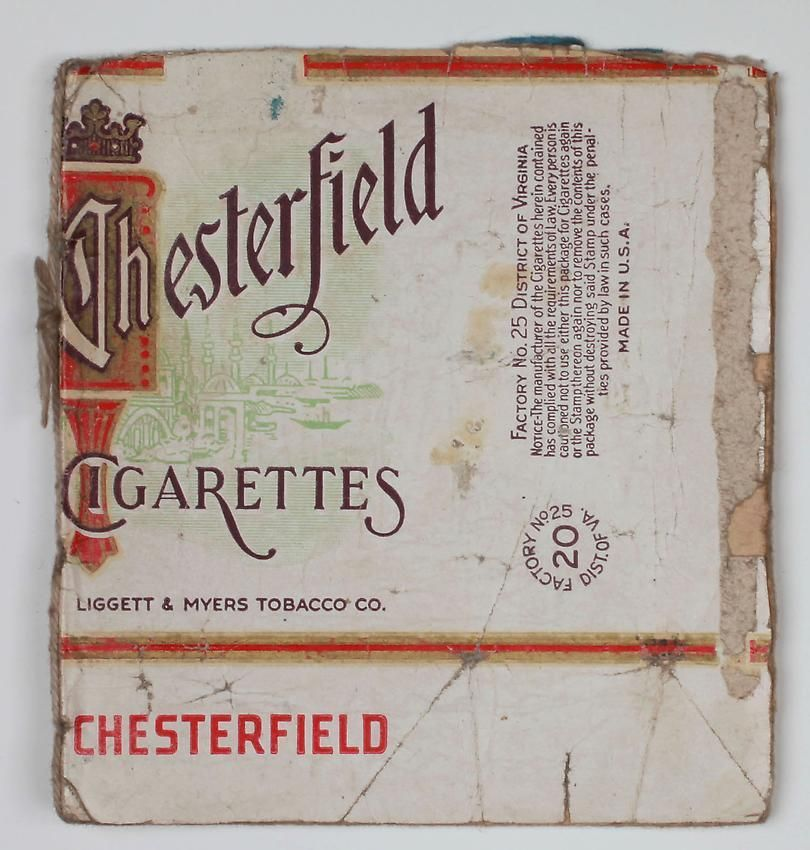 James Castle Untitled (Chesterfield)
