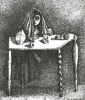 Alberto Giacometti, La table surrealiste