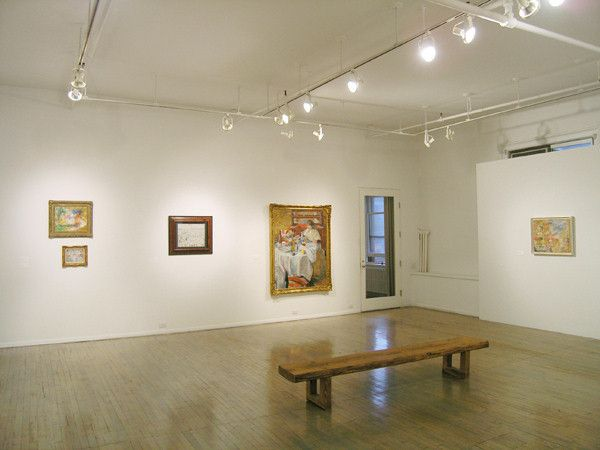 James Ensor: Paintings – installation view 2