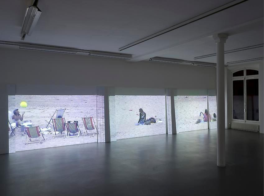 Marie José Burki – installation view 3