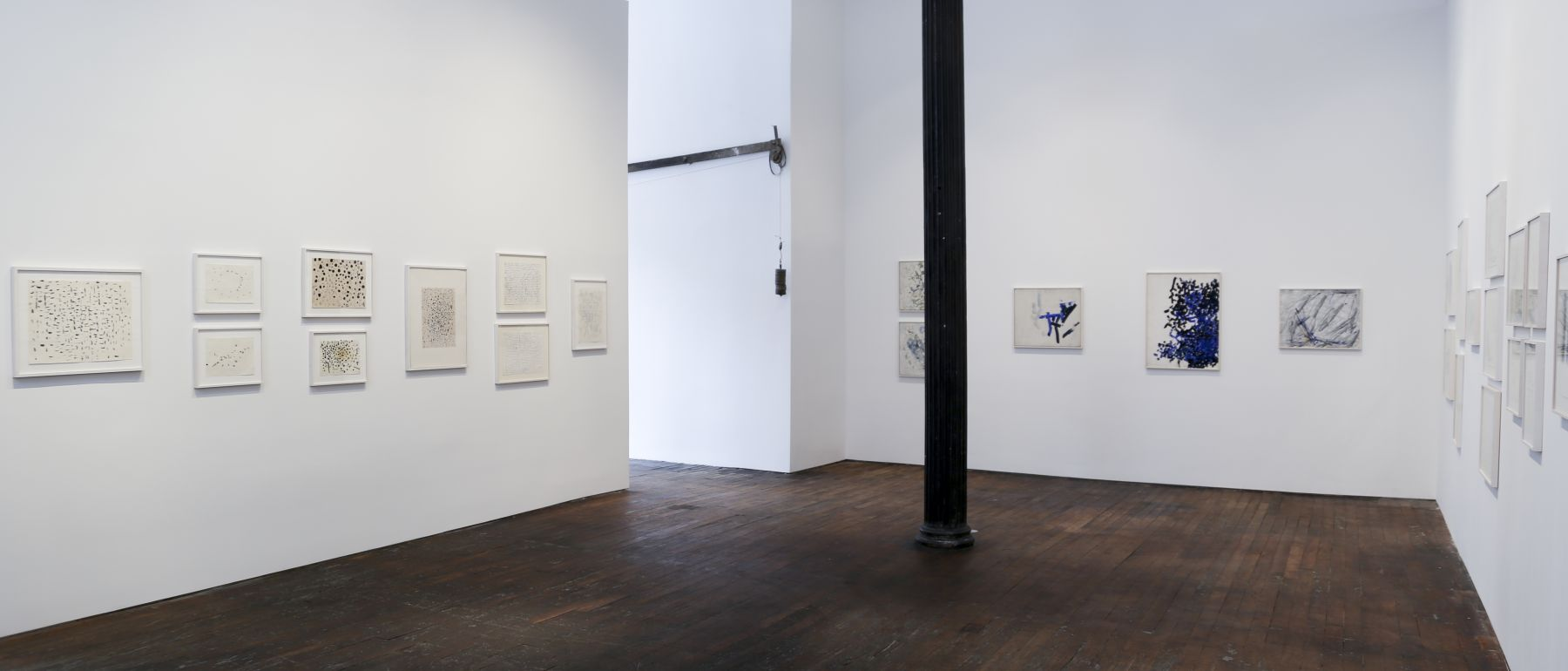 Charlotte Posenenske: Early Works – installation view 1