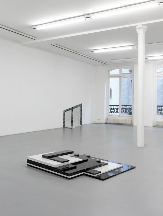 Peter Freeman,Inc., Paris