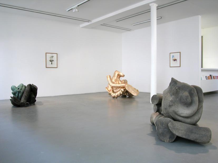 Thomas Schütte– installation view 2