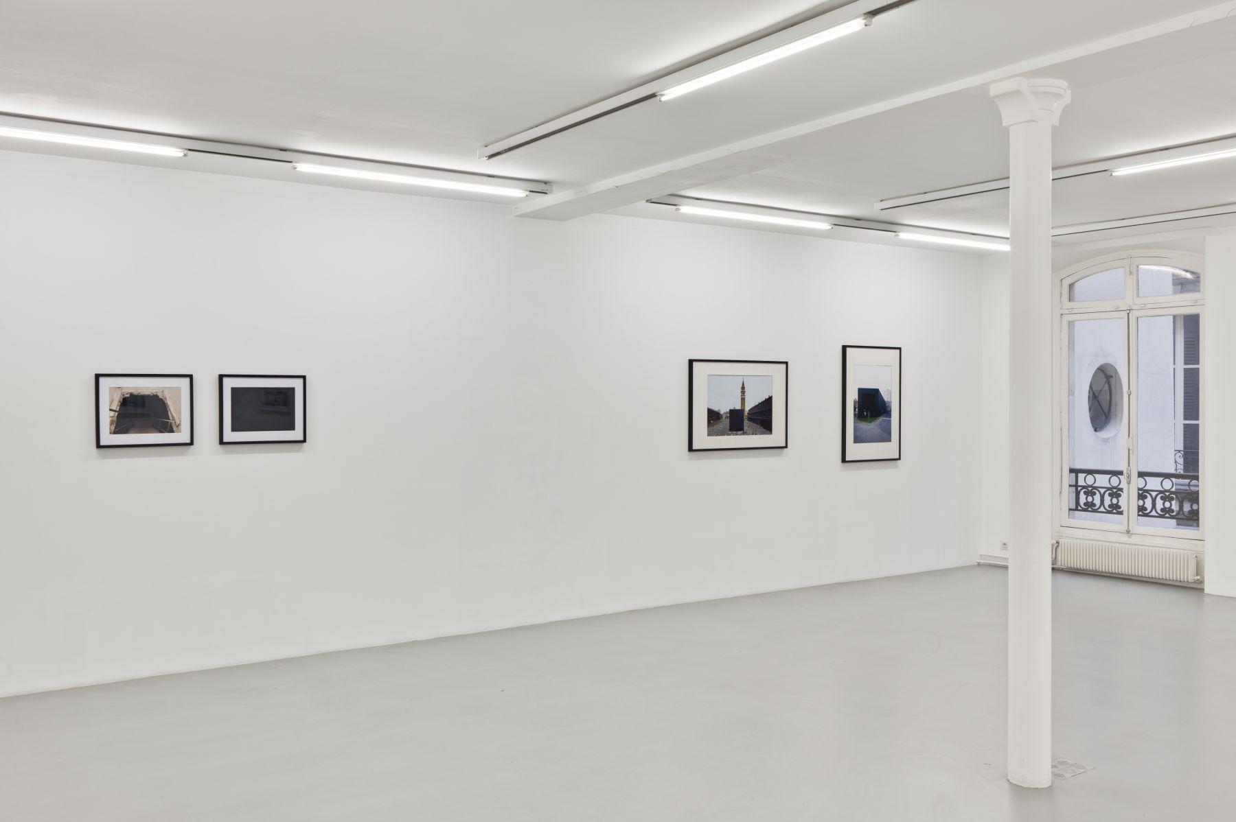 Gregor Schneider: Exchange Berlin-Paris– installation view 8
