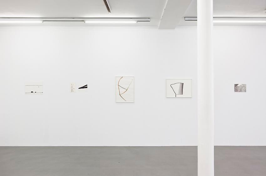 Silvia Bächli– installation view 8