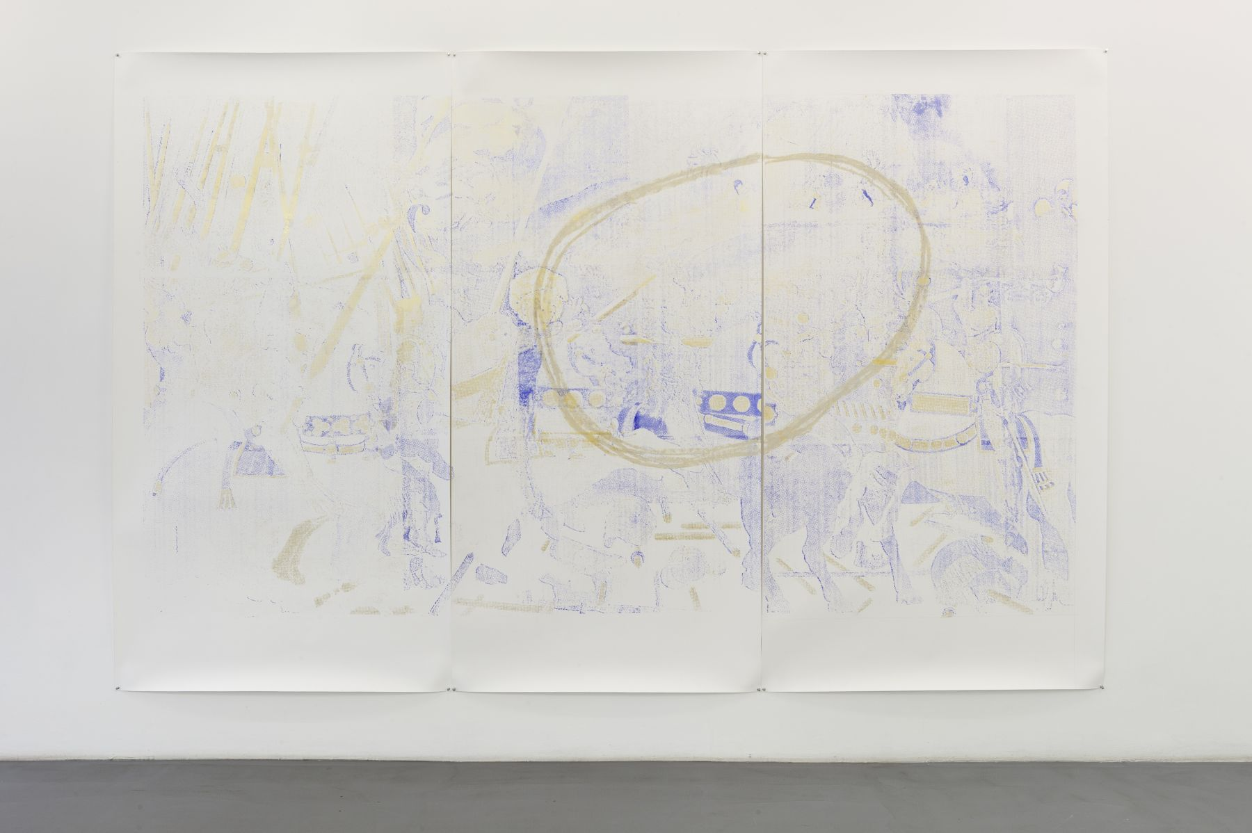Lucy Skaer: Blanks and Ballast– installation view 2