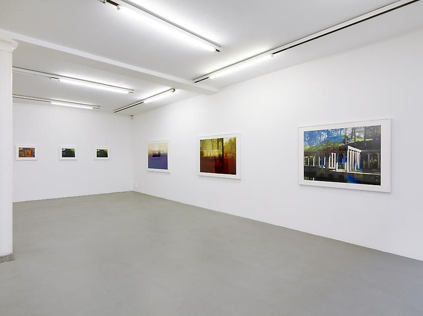 James Welling– installation view 10