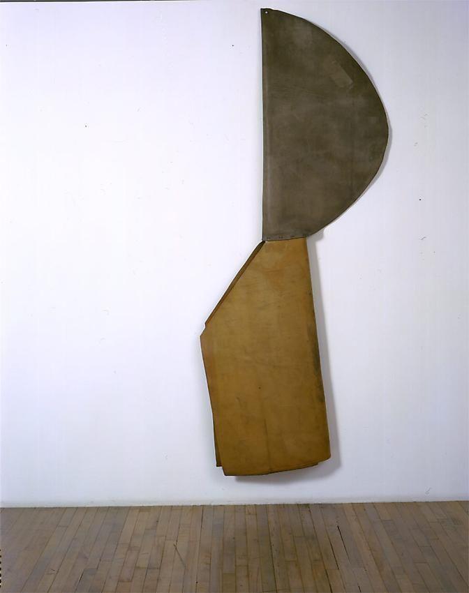 Richard Serra, Untitled