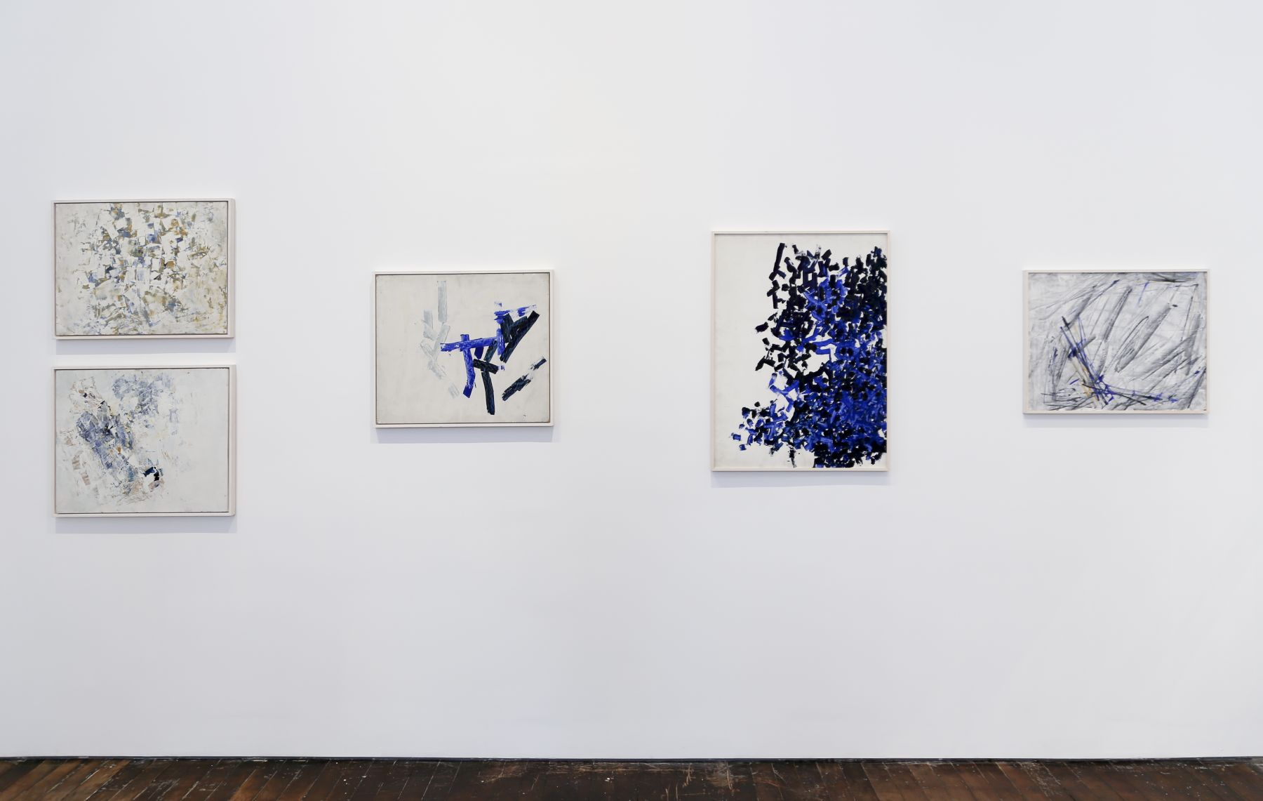 Charlotte Posenenske: Early Works – installation view 2