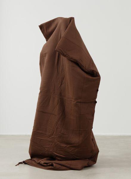 Blindobjekt (walking blindly in a sackform) Single Element No. 12 of 1.Werksatz