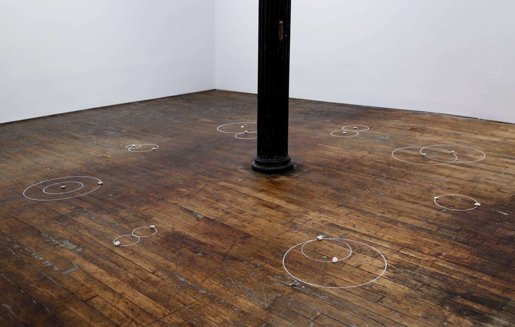 Mel Bochner Vicious Circles
