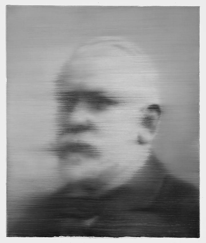 Gerhard Richter, Alter Mann [Old Man] (321-1)