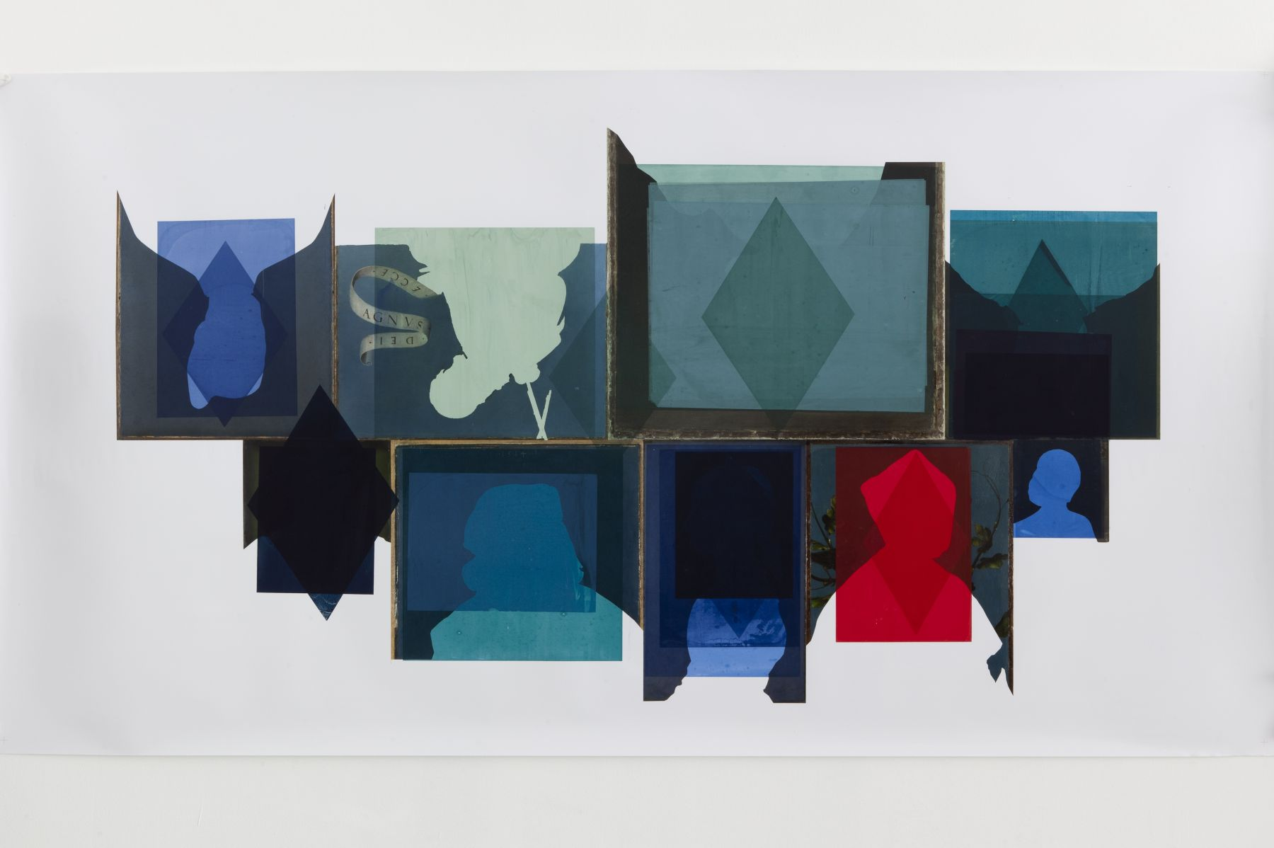 Lucy Skaer: Blanks and Ballast– installation view 10