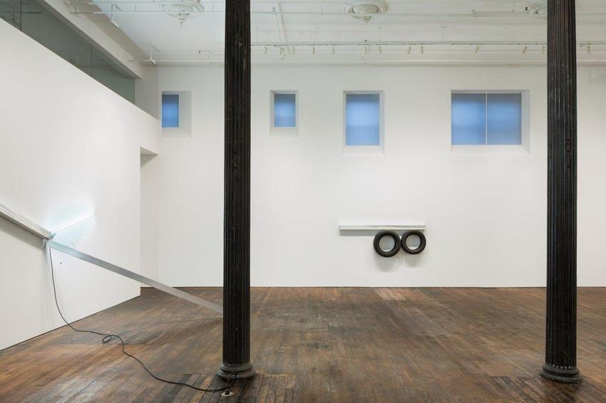 Pedro Cabrita Reis: The Field– installation view 9