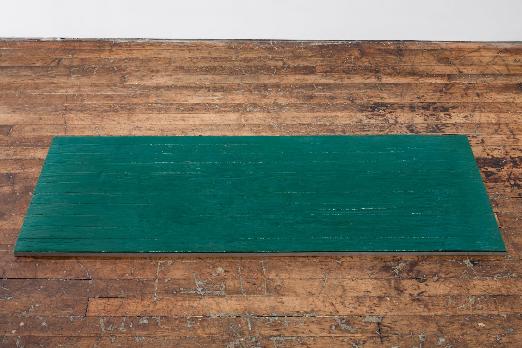 Untitled (Green Plank), 1966