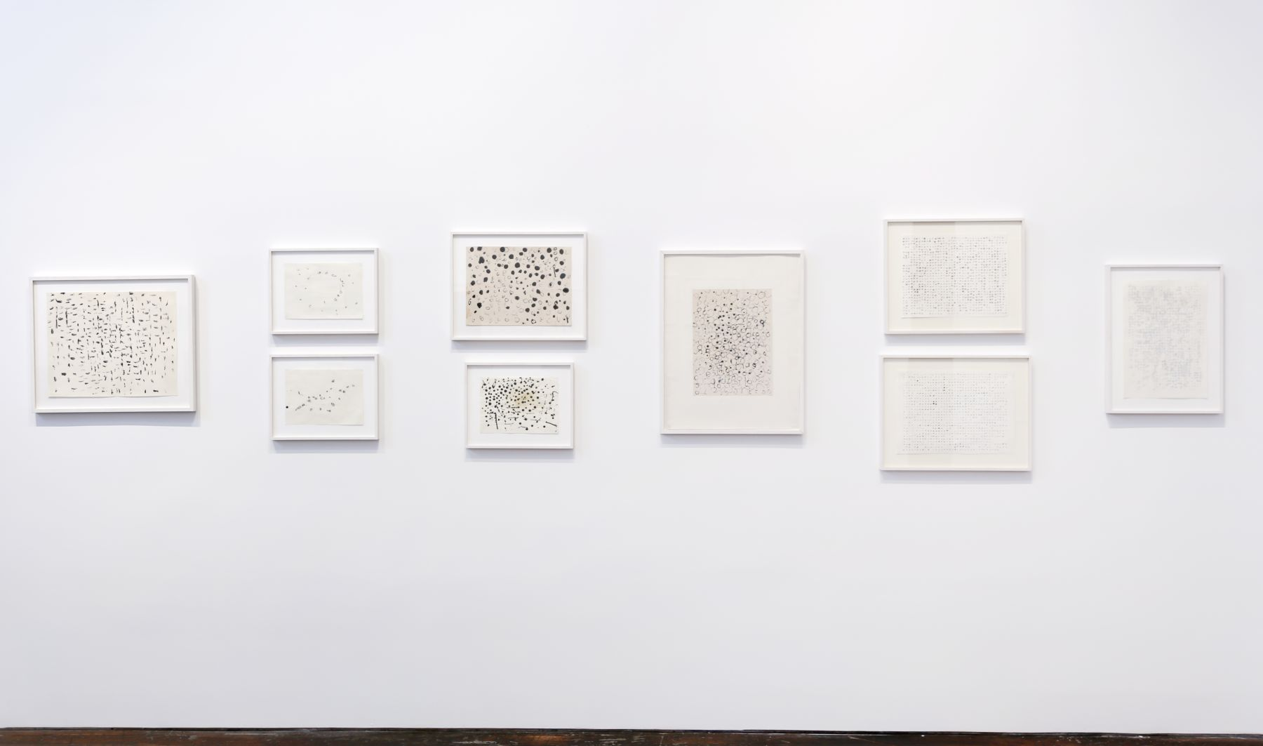 Charlotte Posenenske: Early Works – installation view 5