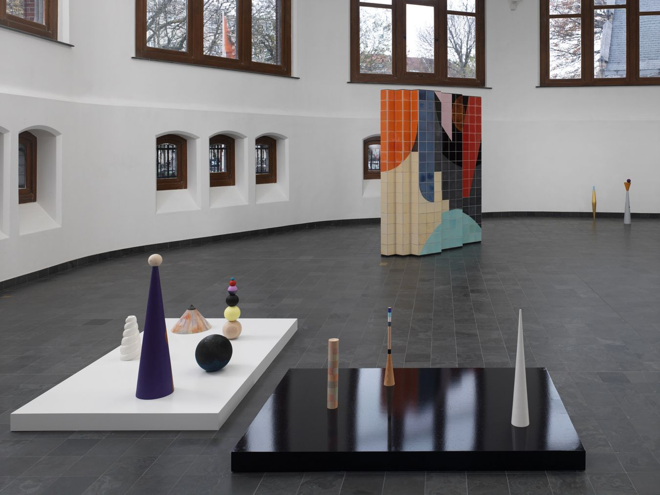 Furniture (Installation view), Kiosk, Belgium