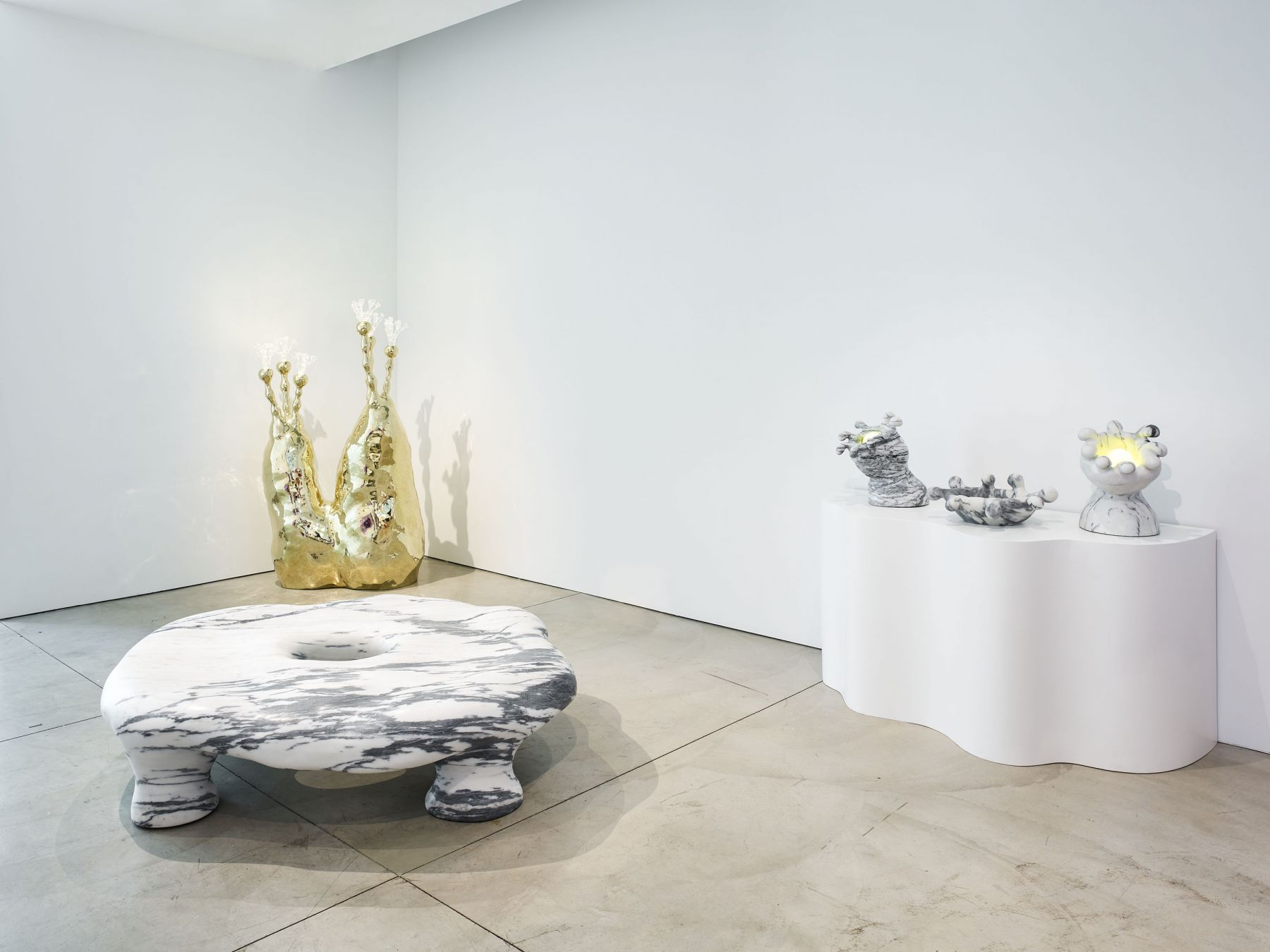 Stonely Planet (Installation View)
