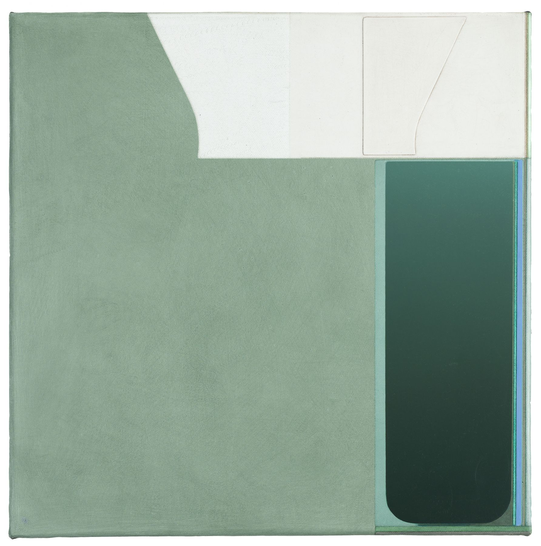 Svenja Deininger painting on view in our New York City gallery