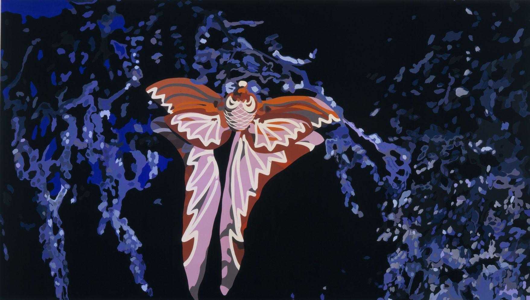 Butterfly by Francesca Gabbiani