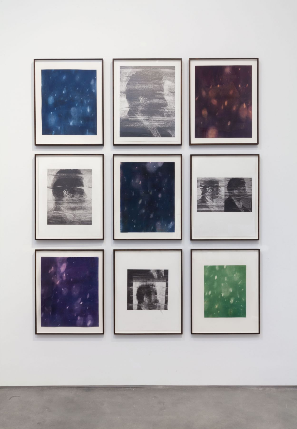 Snow (Installation View), Marianne Boesky Gallery, 2014