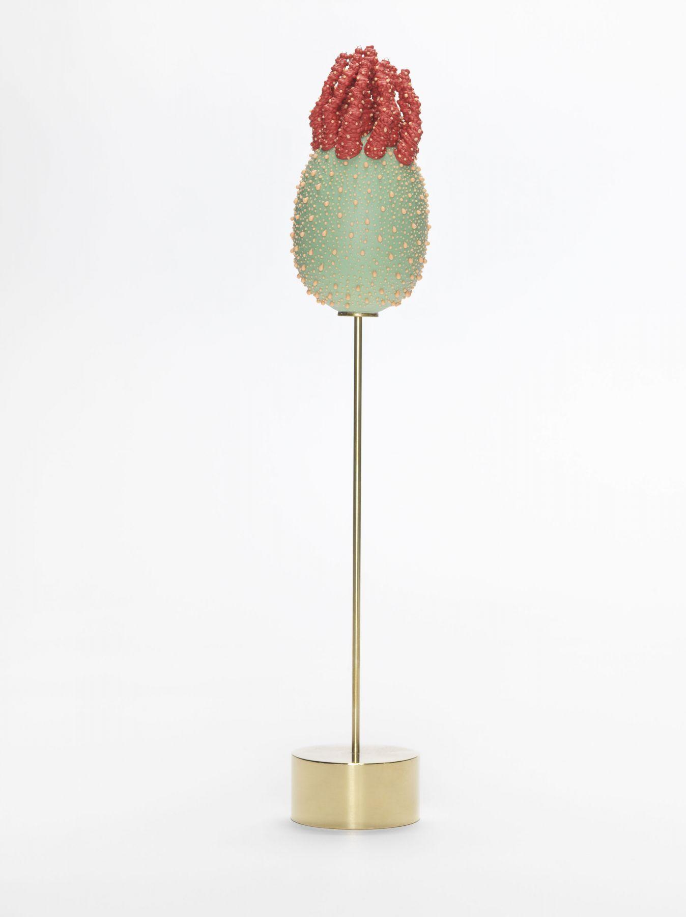Pipe A, 2018, Ceramic