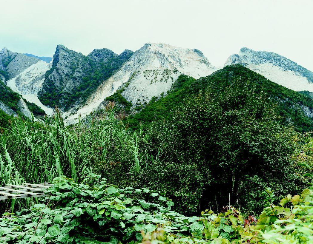 green mountains by thomas fletchner