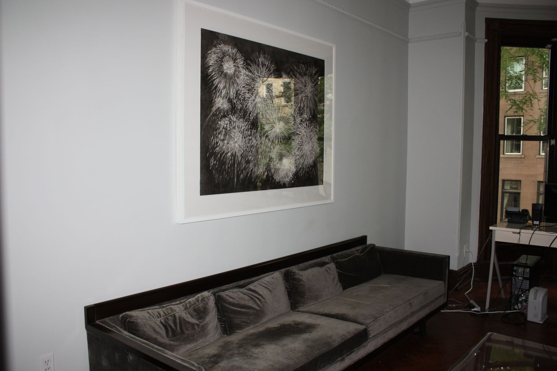 Installation of Works by Gallery Artists(Installation View), Marianne Boesky Gallery, Uptown, 2011