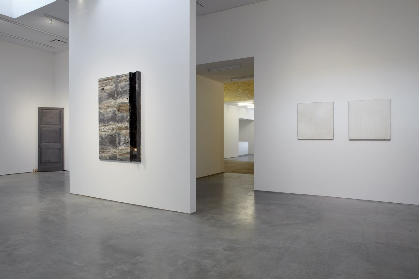 When the Dreamer Dies, What Happens to the Dream?(Installation view), Marianne Boesky Gallery, 2012