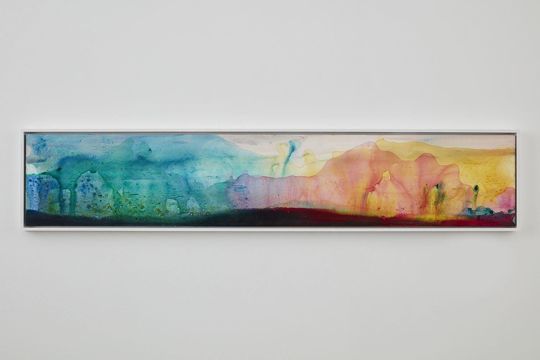 Untitled, 2015, Acrylic on board