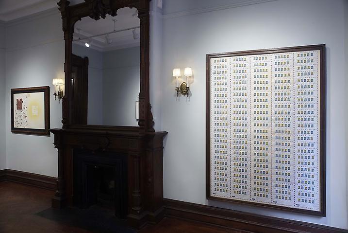 Un'Idea Brillante(Installation view), Marianne Boesky Gallery, Uptown, 2011