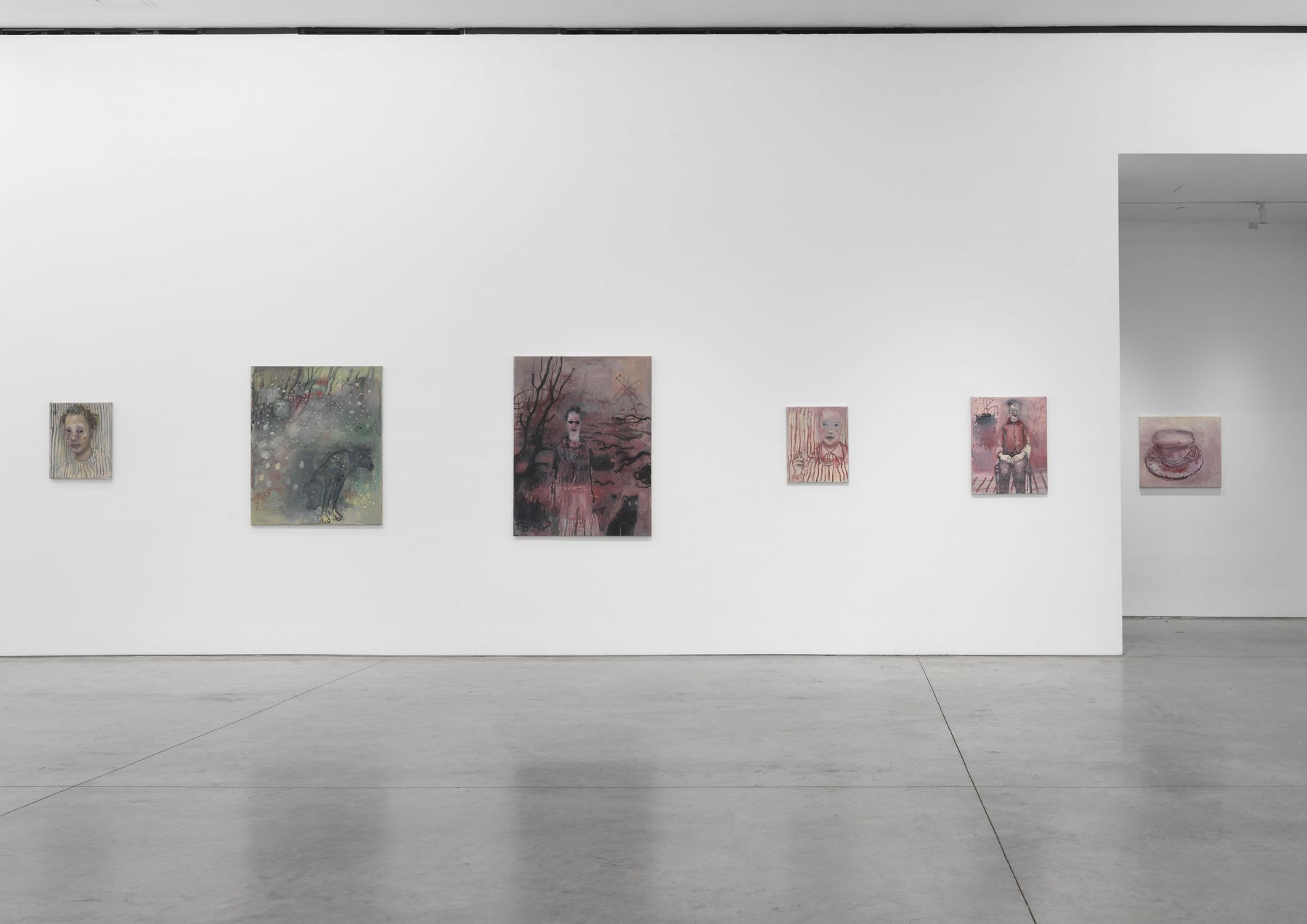 Places and Beings (Installation view), Marianne Boesky Gallery, New York, 2019