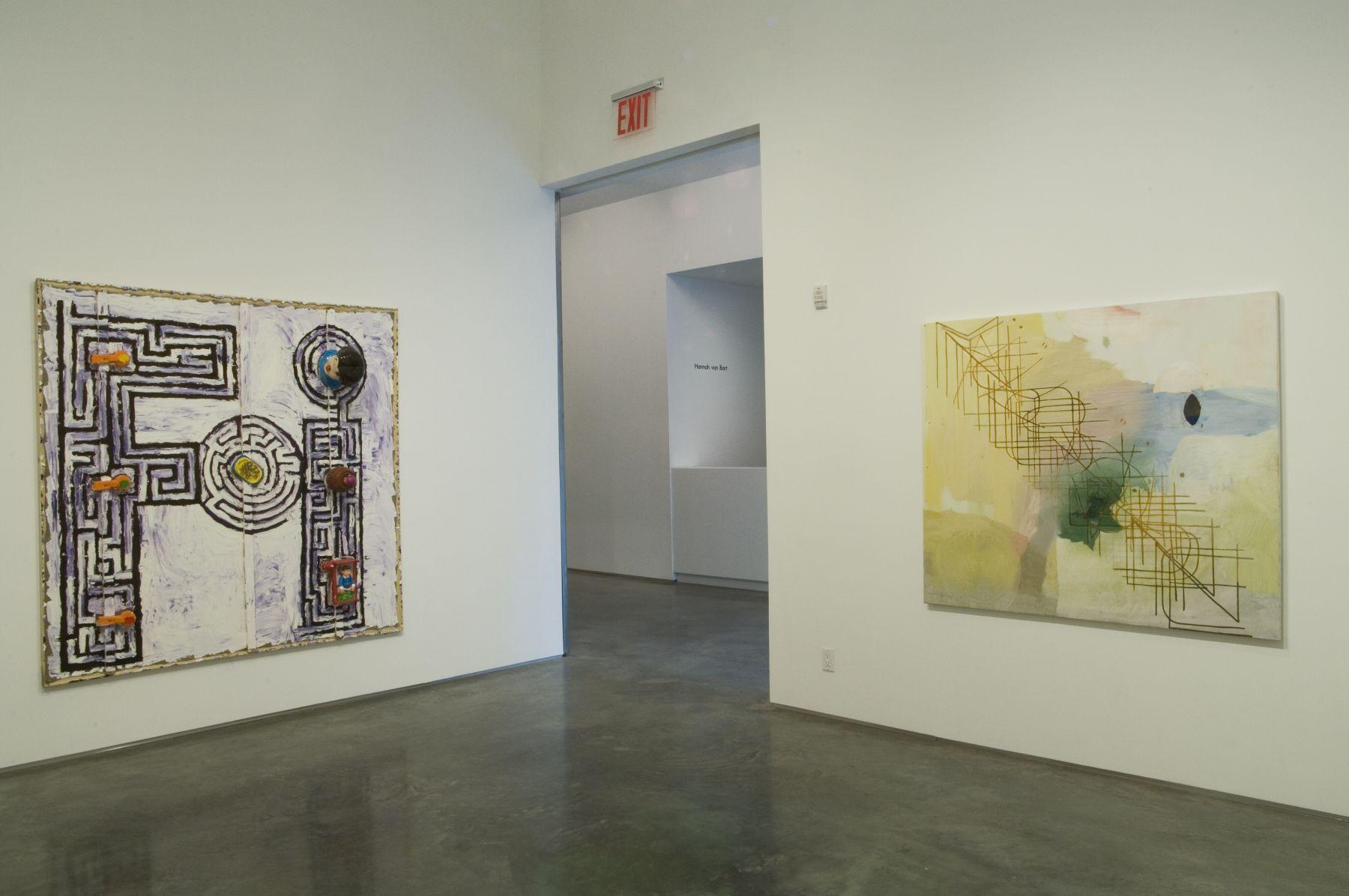 Installation View, Marianne Boesky Gallery, 2007