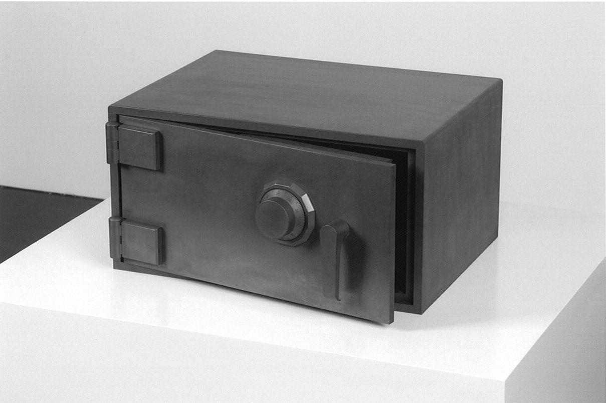 graphite safe by adam mcewan