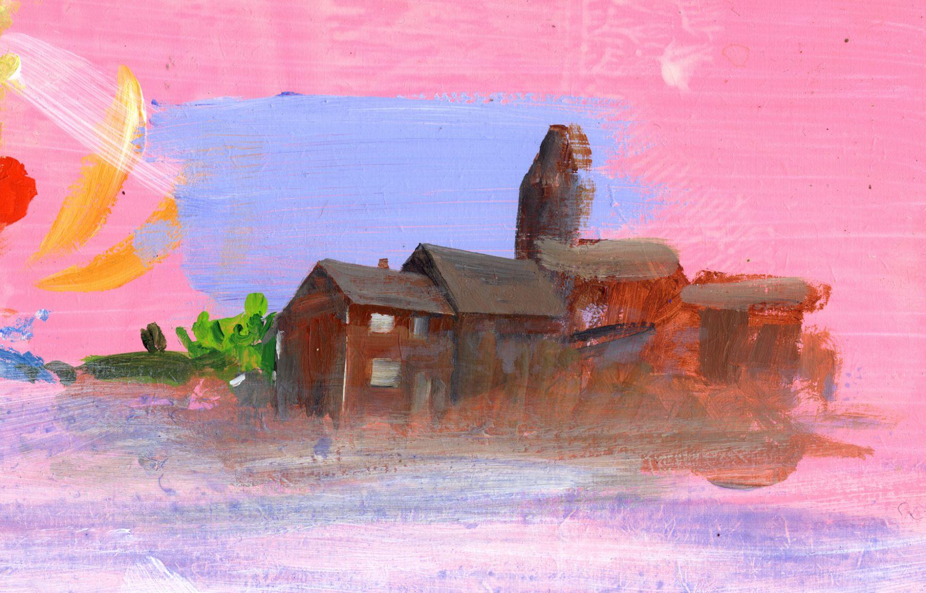 Still from Community, 2006, Animation on DVD