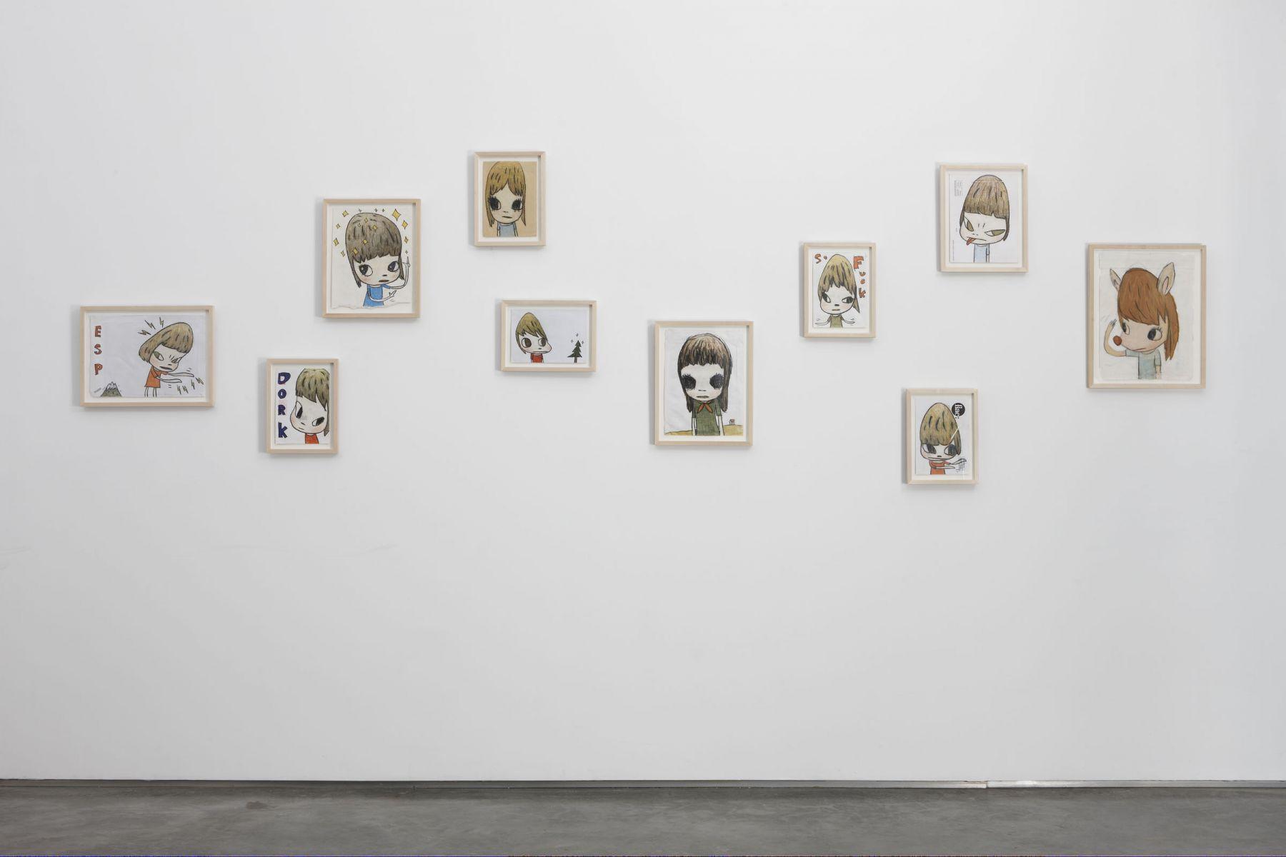 Installation View, Marianne Boesky Gallery, 2009