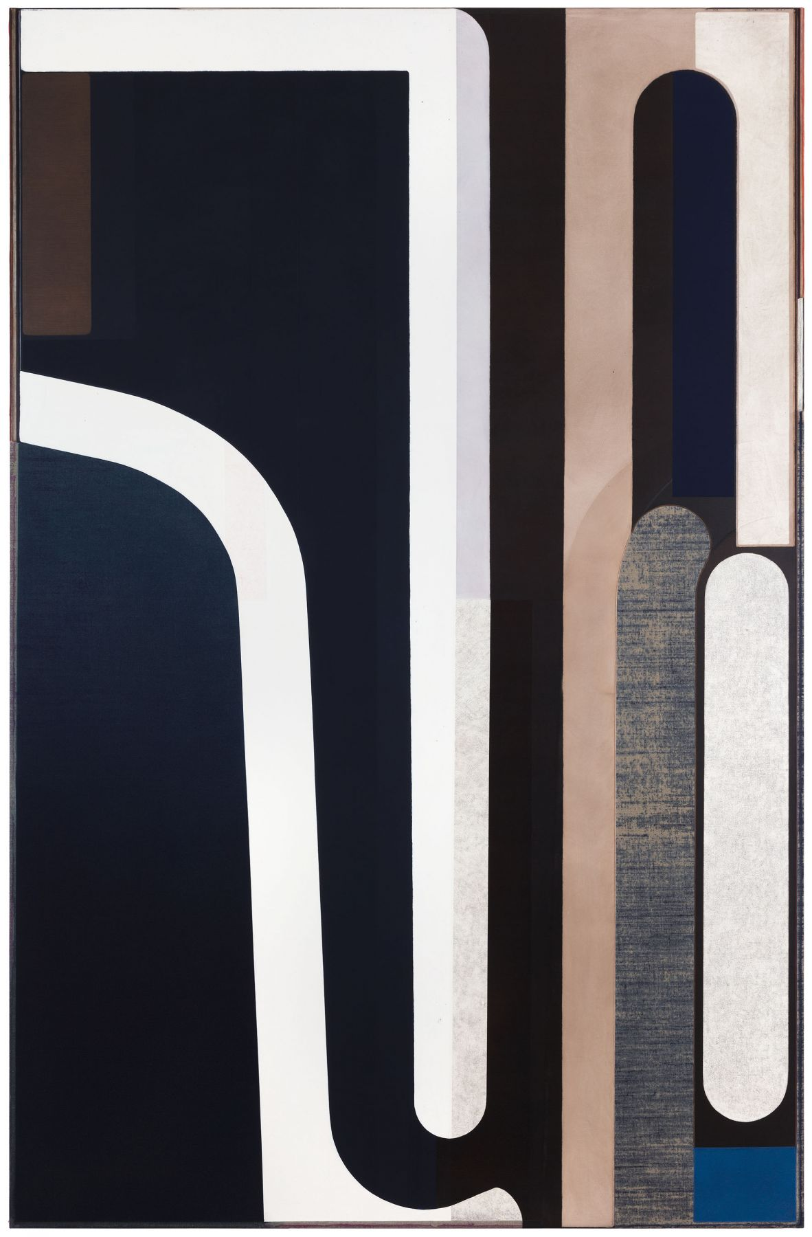 a geometric abstraction by Svenja Deininger