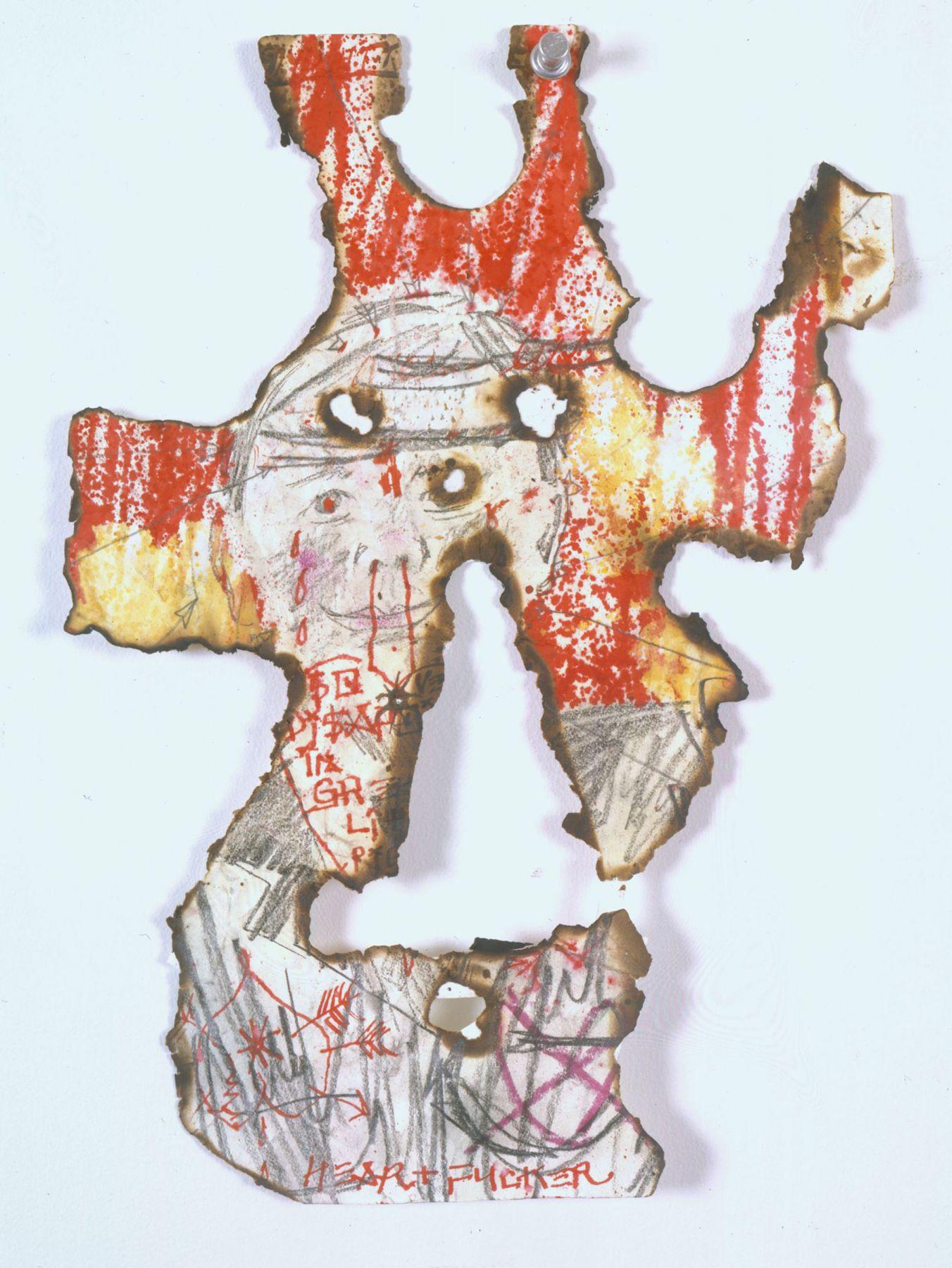 Barnaby Furnas, Heart Fucker (Effigy II- XIII), 2006