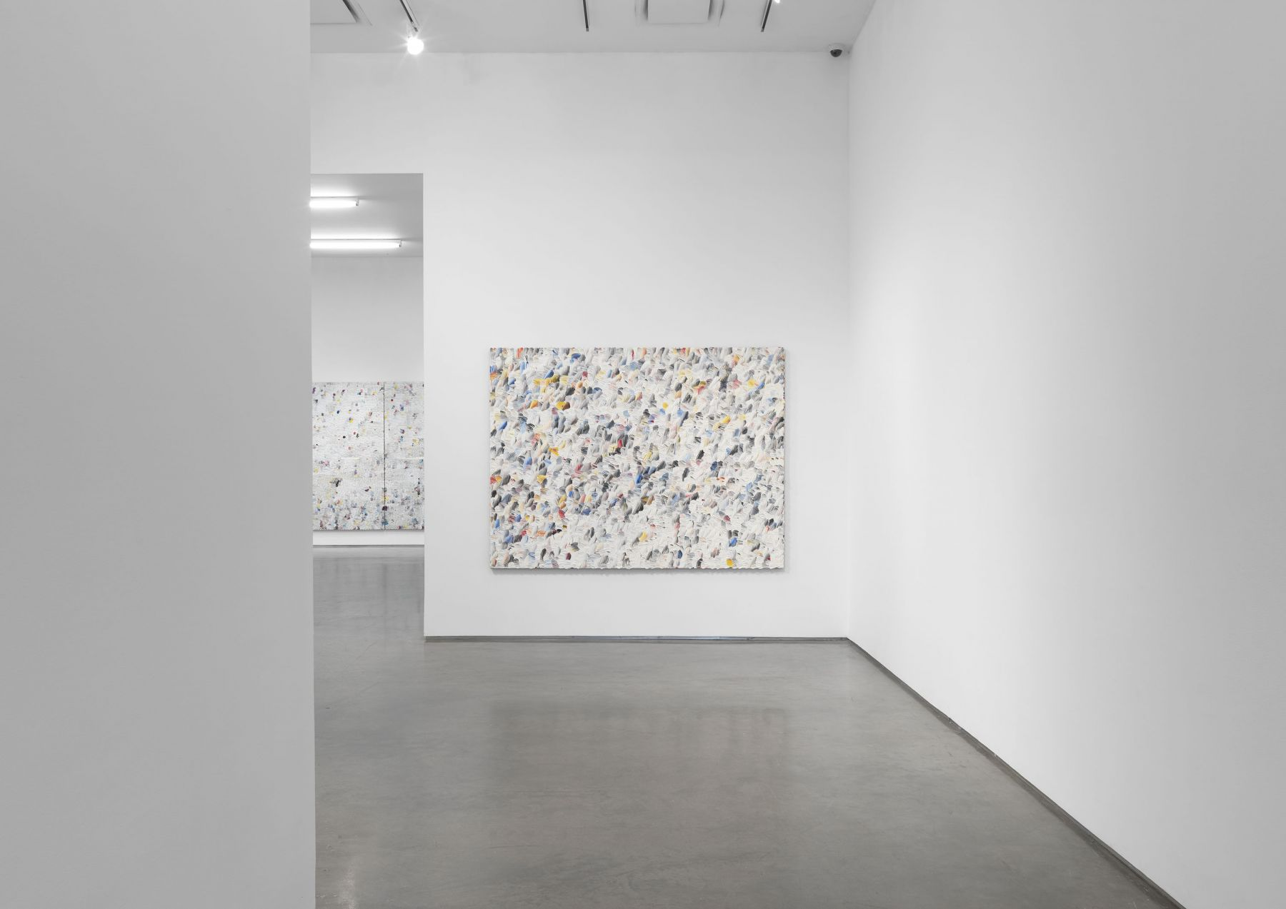sometimes we circle the sun (Installation View), Boesky Gallery, 2018