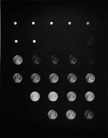 Kiki Smith, Moon Three, 1998