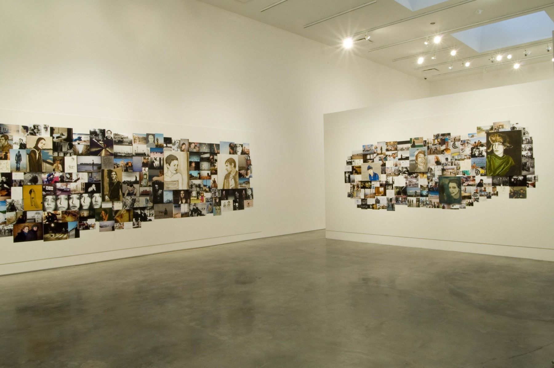 Stephanie Dost, Private Function[Installation View]