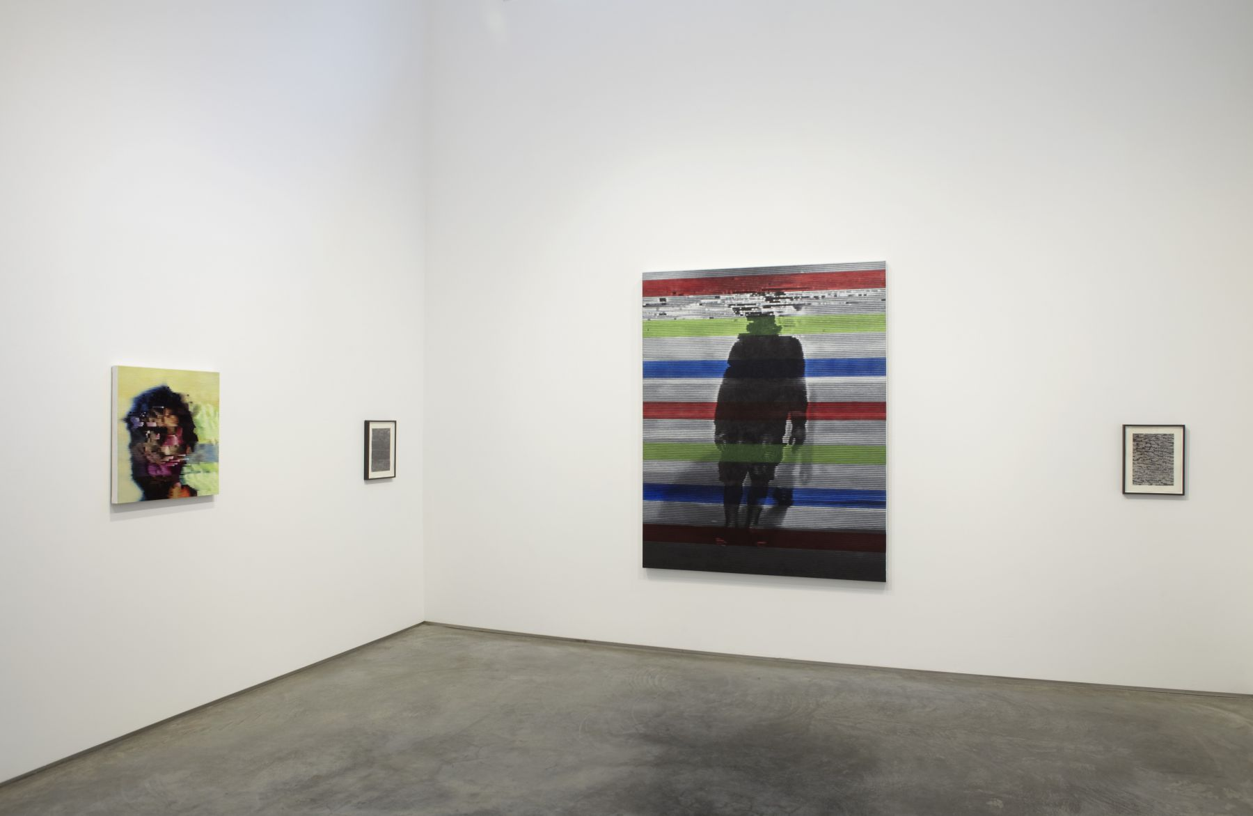 Signali (Installation View), Marianne Boesky Gallery, 2010