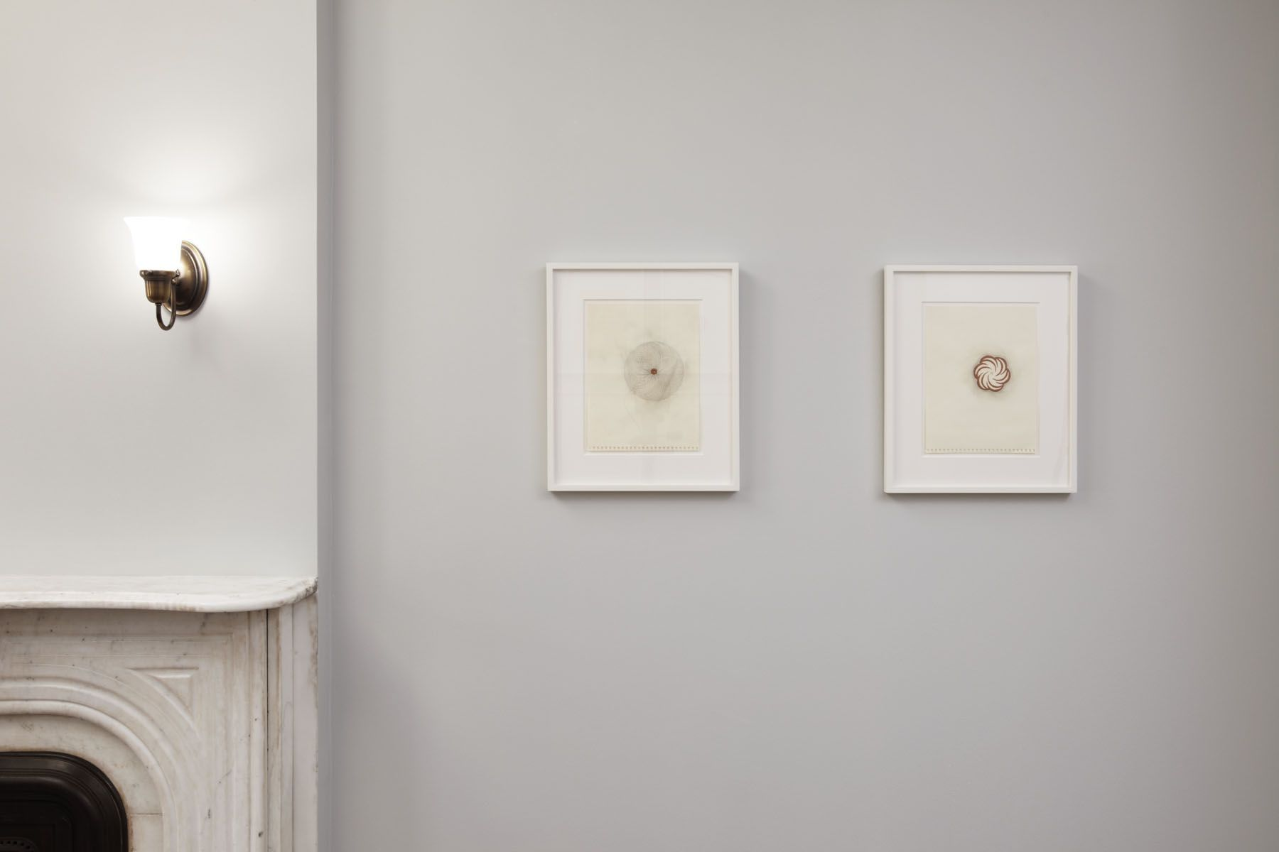 Range(Installation View), Marianne Boesky Gallery, Uptown, 2010