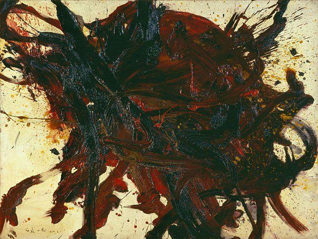 Kazuo Shiraga, Ten Sokusei Shingyo Taibo, 1960