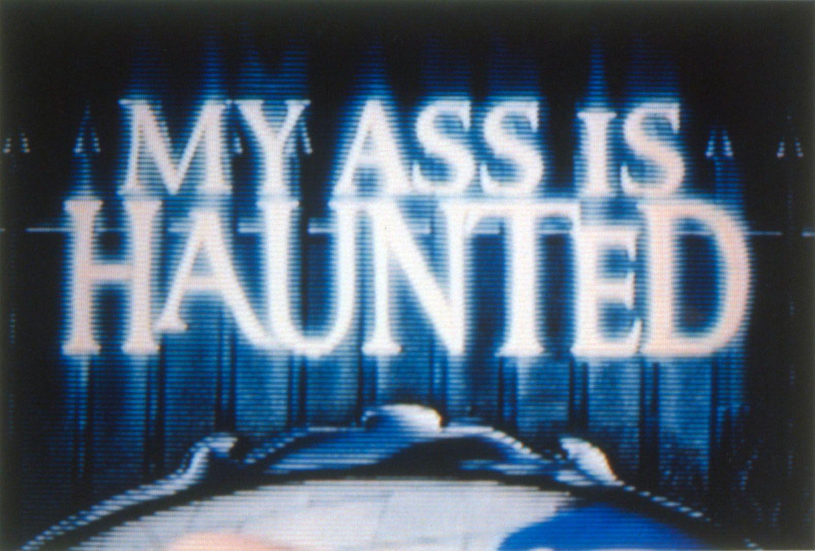 Haunted, 2006, C-print