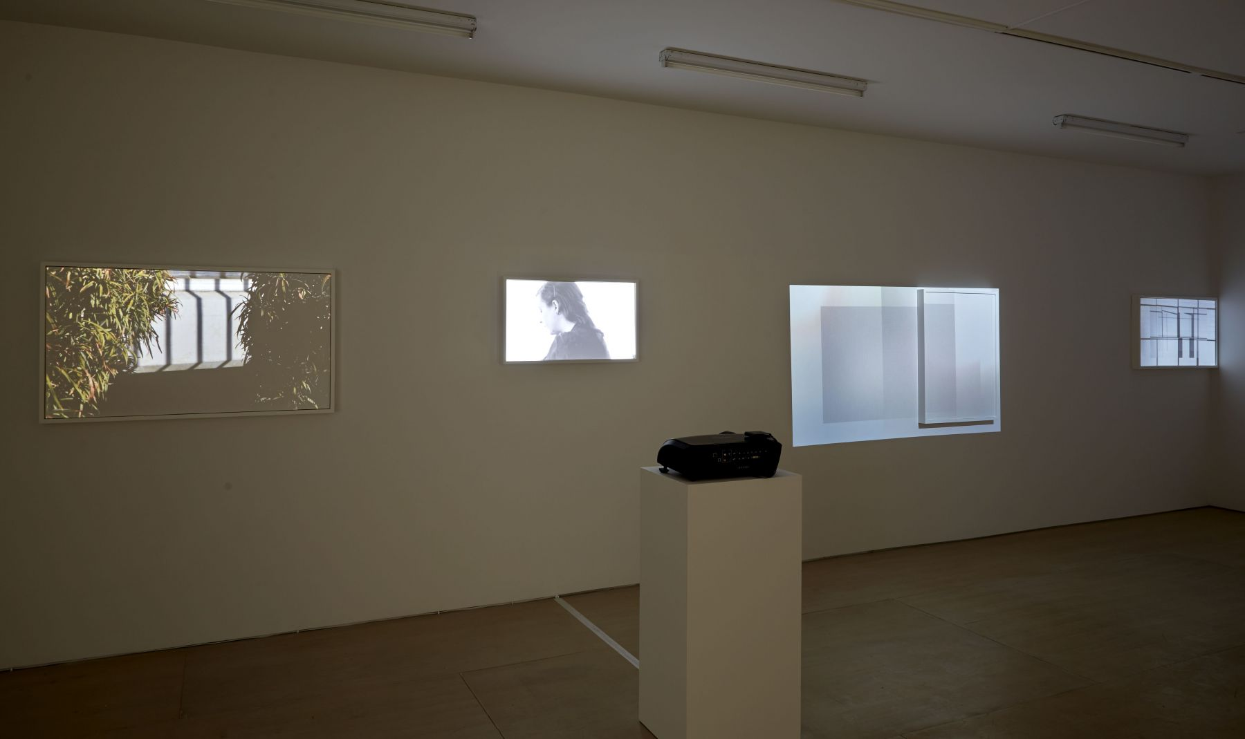 Third Person (Installation View), BOESKY EAST, 2015