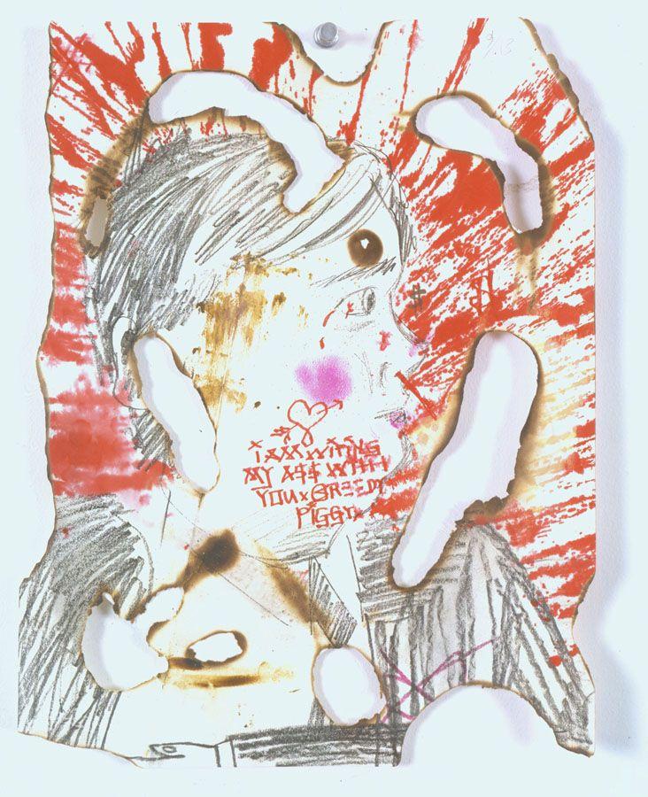 Barnaby Furnas, Little Piggy (Effigy IX - XIII), 2006