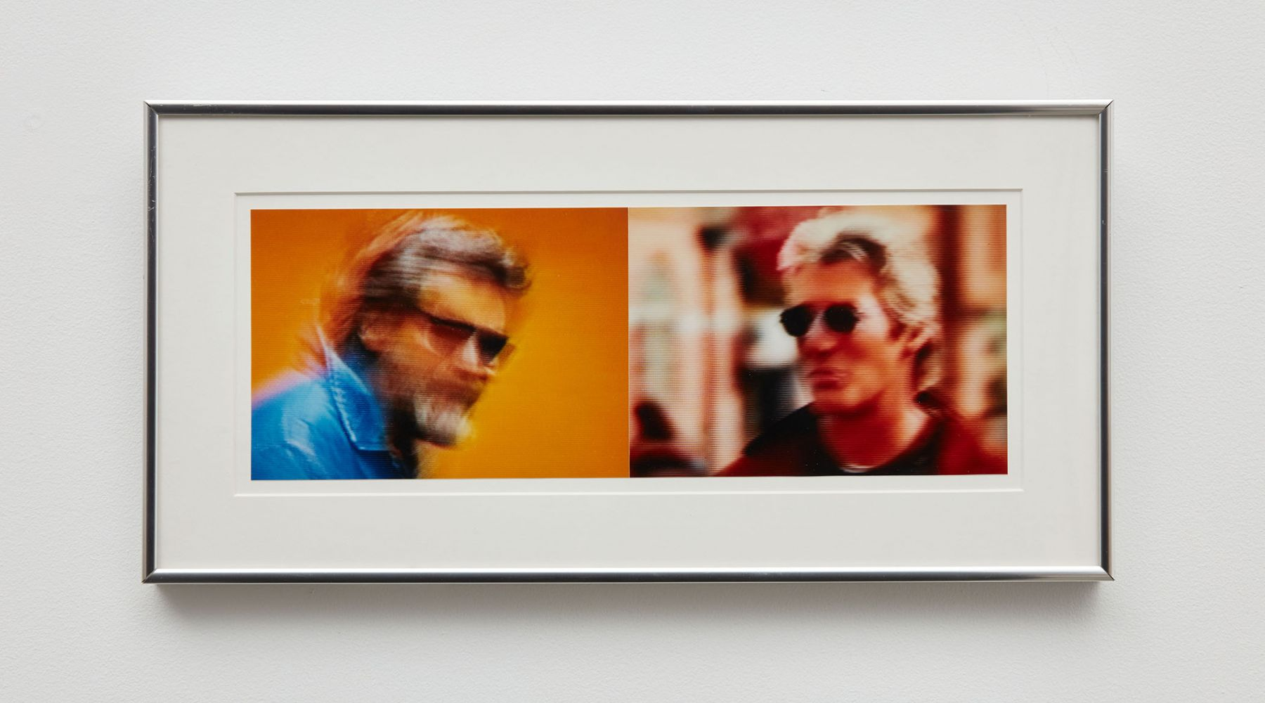 Richard Gere print by John Waters